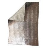 Folha de alumínio e tecido de fibra de vidro laminado D'à prova de isolamento