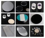 Dia50xt2mm de UV Gesmolten Niet beklede Optische Vensters van het Kiezelzuur