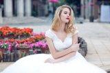 花嫁の服の新しい2018年のウェディングドレスの方法