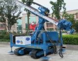 L'ancrage de l'équipement de foret avec la chenille et s'adaptent pour la mauvaise construction d'environnement