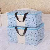 Visiable ткань постельного белья Упаковка для хранения пакет с застежкой на молнию закрыть