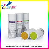 GroßhandelsCmyk gedruckter Geschenk-Kasten-Pappzylinder-Behälter