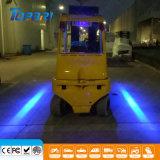 10-80V Carretilla elevadora rectángulo láser CREE LED 30W de luz de emergencia