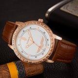 La montre-bracelet de luxe des affaires H387 évident à l'extérieur la montre de quartz d'hommes de flèche indicatrice à vendre