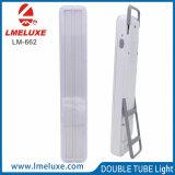 Lumière rechargeable portative de tube de DEL