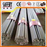 precio de la barra redonda del acero inoxidable 304L por el kilogramo