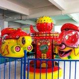 Parque de Atracciones Indoor pequeños Paseos Paseos en avión de gran ojo para los niños