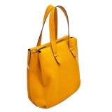 Yc-H272 de excelente qualidade para as mulheres em pele genuína suave Sacola grande estilo