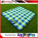 屋外の防水ピクニック毛布浜毛布(1801007)