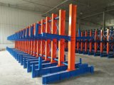 Pesado de alta qualidade Steel Pipe Rack com braço lateral duplo de armazenamento
