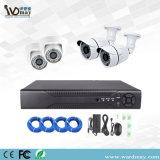 4Le SHC 2.0MP caméra de surveillance de sécurité CCTV Poe Kits NVR