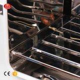 Forno di essiccazione di getto di aria calda del laboratorio del visualizzatore digitale