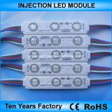 12V impermeabilizzano l'indicatore luminoso del modulo di SMD 5050 RGB LED