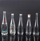 330ml de água mineral Refrigerantes garrafa de vidro com tampa