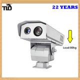 Macchina fotografica capa del CCTV motorizzata inclinazione resistente della vaschetta