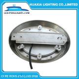 Indicatore luminoso subacqueo della piscina dell'acciaio inossidabile LED di alto potere 54watt