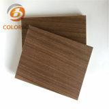 De façon attrayante en bois Micro-Perforated Panneau acoustique