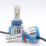 Las bombillas LED Auto Coche Canbus EMC H1 H3 H4 H7 H11 9006 9005 Turbo T1 Faro LED
