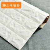 mattonelle molli anticollisione della parete del documento di parete di asilo dei mattoni della parete della gomma piuma 3D