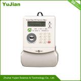 Одна фаза Prepaid с дозатора с электронным управлением Sts утверждения 3*220/380V
