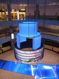 Affichage LED à puce pour l'intérieur d'affichage de publicité