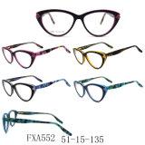 2018 Frames van het Oogglas van de Manier de Optische voor Vrouwen (FXA552)