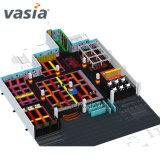 Vasia Big Kids Indoor Trampoline parc commercial pour la vente