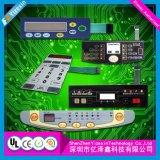 Interruptor de Membrana Painéis Sub LED SMT sobreposições gráficas