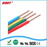 UL1007 AWG22 do conjunto de cabos personalizados cabo do chicote de fios