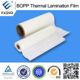 熱い薄板になることのためのエヴァの接着剤が付いている20mic BOPPのフィルム(17u 23micron 1.06mil)