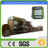 機械を作る乾燥した化学薬品の粉の満ちる紙袋
