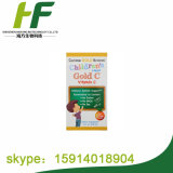 De Gouden Voeding van Californië, Vloeibaar Gouden C van Kinderen, Oranje Aroma, Geen Gmos, 4 FL Oz (118 ml)