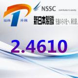 2.4610 nikkel-basis de Pijp van de Plaat van de Staaf van de Legering in Uitstekende Kwaliteit en Prijs