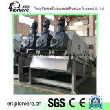 De Machine van het Bindmiddel van de modder voor de Installatie van de Behandeling van het Water van het Gemeentelijke Afval