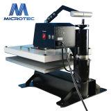 Schwingen-wegentwurfs-manuelle Wärme-Pressehochdruckmaschine
