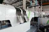 Arbeidskrachten die de Plastic Machine In twee stadia van het Recycling bewaren