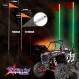 Flexible de lumière LED contrôlé à distance whip pour ATV UTV Véhicules hors route