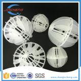 As esferas ocas Polyhedral plástico de embalagem Torre aleatória para a Indústria de Petróleo