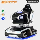Tipo de jogos de corridas de arcada dinâmica Eléctrico Vr simulador de condução automóvel