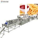 Autoamtic Chips de pommes de terre frites Snack Friteuse de matériel de traitement de Production