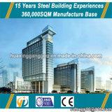 Design de tecto curvo certificadas pela ISO edifícios do arco de aço