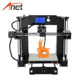 Stampante portatile da tavolino di Anet A6 Prusa I3 DIY 3D