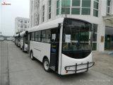 20 lugares de alto padrão para o Autocarro Eléctrico City Sightseeing