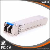 Compatibilidad 100% 10G de Cisco-SFP-LR los transceptores ópticos módulos 1310 nm 10km.