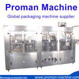 Automatique à eau de boisson gazeuse de CO2/remplissage de bouteilles Prix de la machine