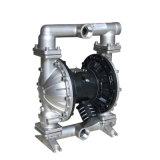 Pompa industriale del grasso del doppio diaframma pneumatico