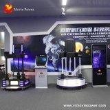 9D VR de haute qualité plate-forme spatiale HTC Vive Vibration périphérique de jeu permanent voler simulateur 9D VR Amusement Park