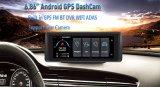 6,86 polegada Android Market Dashcam Automática com navegação por GPS
