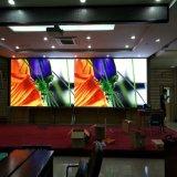 L'intérieur pleine couleur numérique P3/P4/P5mm SMD (3 à 1) fixé au mur à LED