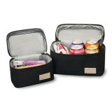 2pcs Set Lunch Box isolés des adultes grand sac fourre-tout du refroidisseur